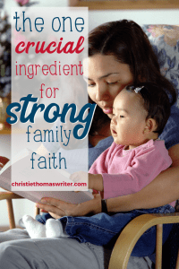 To start creating a new habit you will need more than good intentions. You need motivation from other people! | #Christianparenting #familyfaith #hopegrownfaith #Christianmom #momhacks #habitcha ge