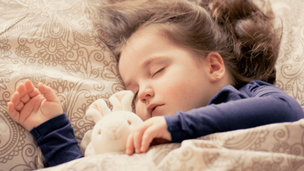Help kids sleep with these 5 tips
