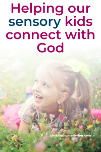 We have five spiritual senses and physical senses, and can learn to worship through the senses. Our kids can learn how to engage God with all five senses spiritual senses of scripture as parents and Sunday School teachers teach them to live a Christian life. #Christianparenting #sacredpathwaysforkids