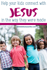 Children's relationship with God is important! Learn how to teach a child about God in ways that connect with their learning styles and Sacred Pathways. This idea will truly help in the spiritual upbringing of a child. #Christianparenting #sacredpathways