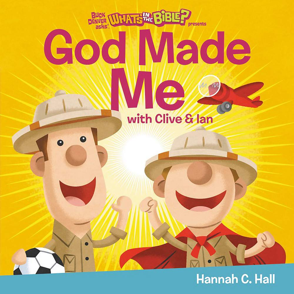 God made me Clive and Ian book