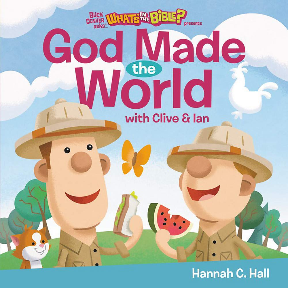 God made the world Clive and Ian book