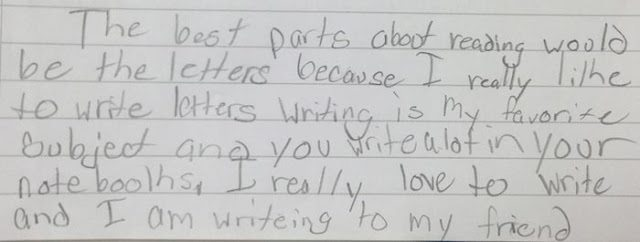 Reading Workshop Letters: Why I Do What I Do • Christi Fultz