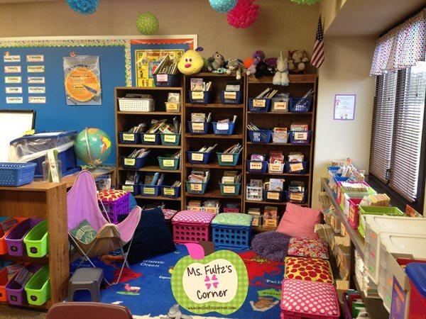 Classroom Reveal 2013