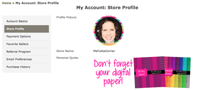 Blogger Tutorial: How To Dress Up Your TeachersPayTeachers Store