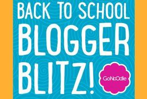 Go Noodle Blogger Blitz Giveaway