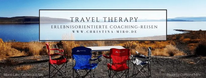 Travel Therapy Coaching by Christina Miro