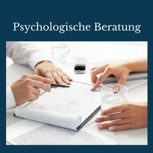 Psychodiagnostik inkl. Psychologische Beratung 2