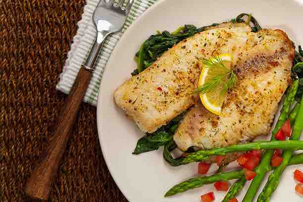 Tilapia Recipe