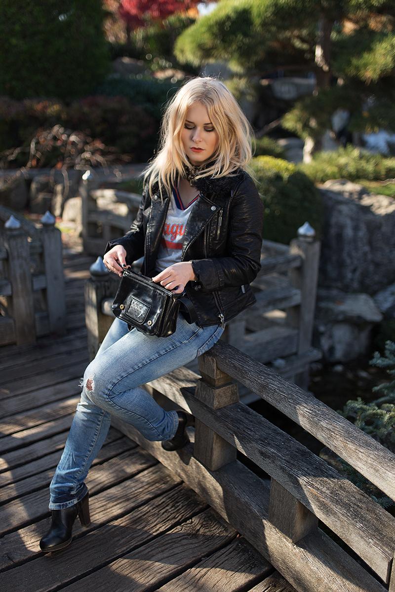 Herbst Outfits fr Damen  Kreative Fotografie Tipps und Foto Hacks