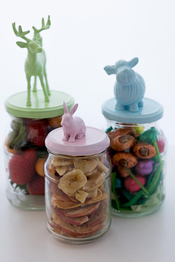 Marmeladenglser Upcycling DIY Osterdeko  Kreative Fotografie Tipps und Foto Hacks