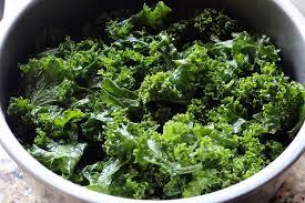 Kale Cucumber Salad With Lemon Tahini Dressing