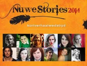 Die Nuwe Stories 3 Kortlyskandidate.  Foto verkry vanaf www.litnet.co.za