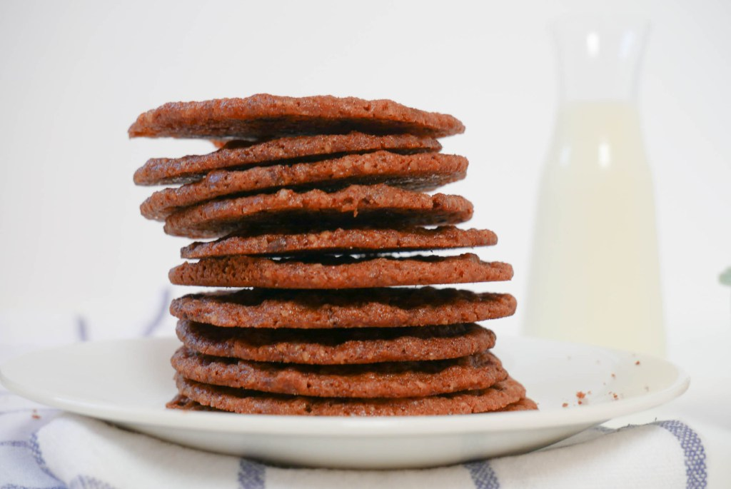 Backmischung für Triple Chocolate Cookies
