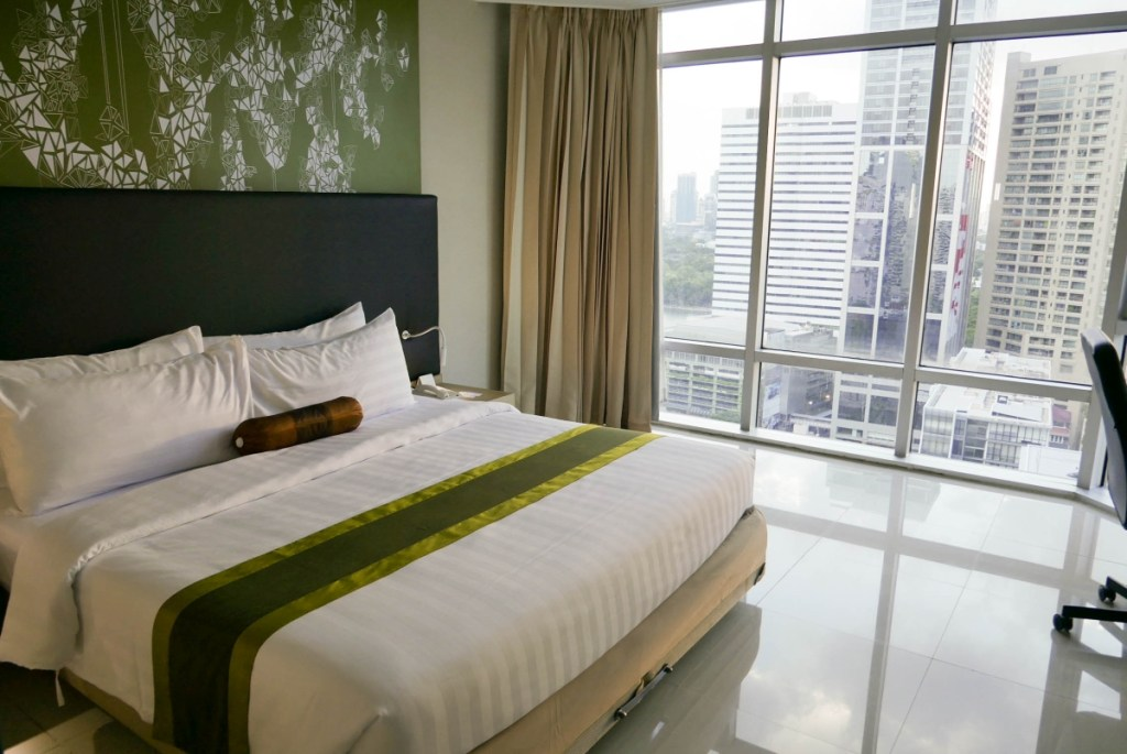 Windsor Suites Hotel Bangkok 0021