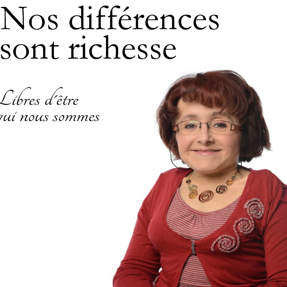 Nos différences sont richesse – Libres d'être qui nous sommes