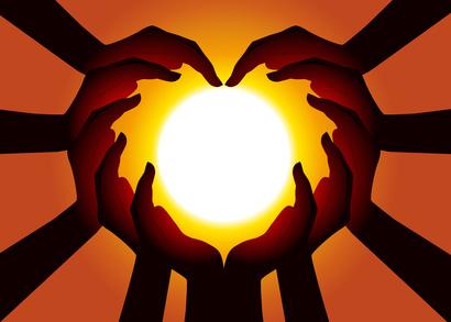 Nous pouvons tous contribuer au monde