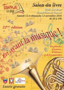 Venez me rencontrer à Tournai la Page ce dimanche 12/11!
