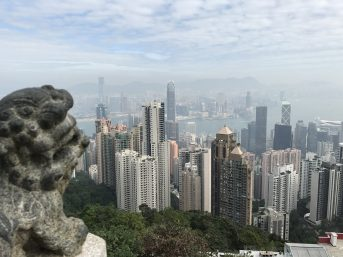 An Adventure in Hong Kong, a Trip Report