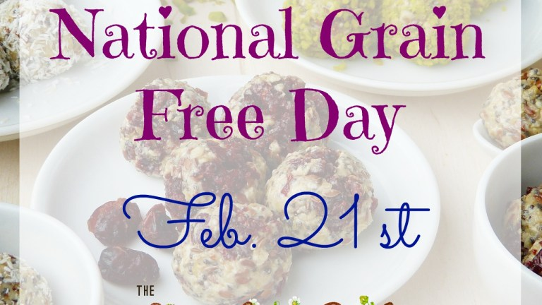 National Grain Free DAy