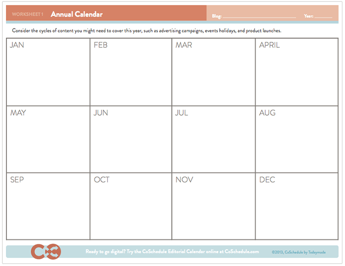 calendar template with hours