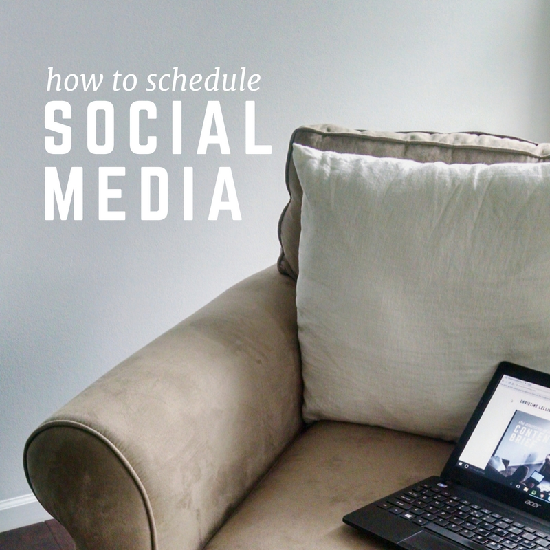 How to Schedule Social Media Updates Like a Pro