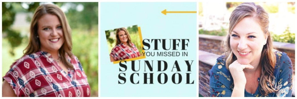 Heather Brown | Christine M Chappell | Stuff You Missed in Sunday School | Clean Home, Messy Heart