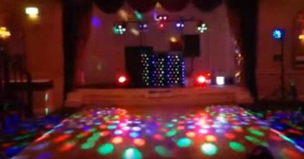 2019-prom-themes-disco-lighting