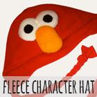 Fleece Character Hat