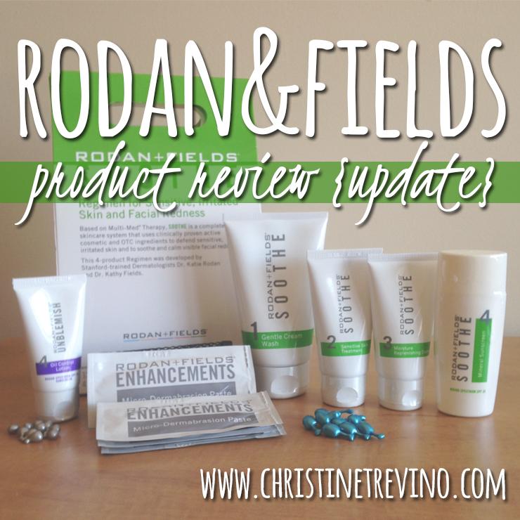 Rodan And Fields Update