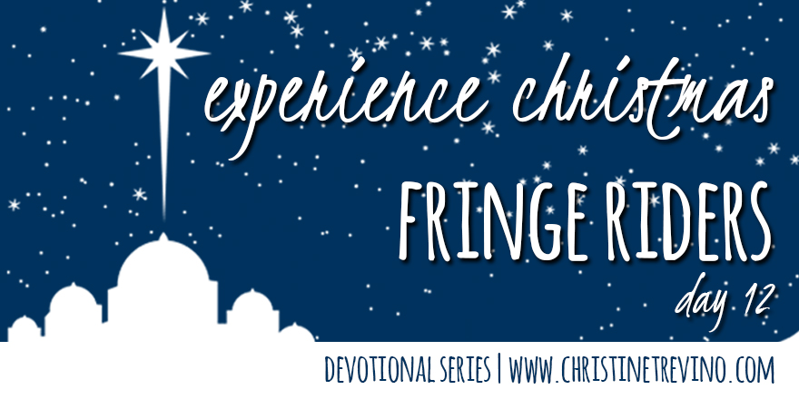 Fringe Riders [Experience Christmas]