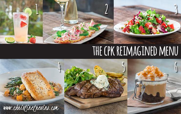 Photos Courtesy of California Pizza Kitchen
