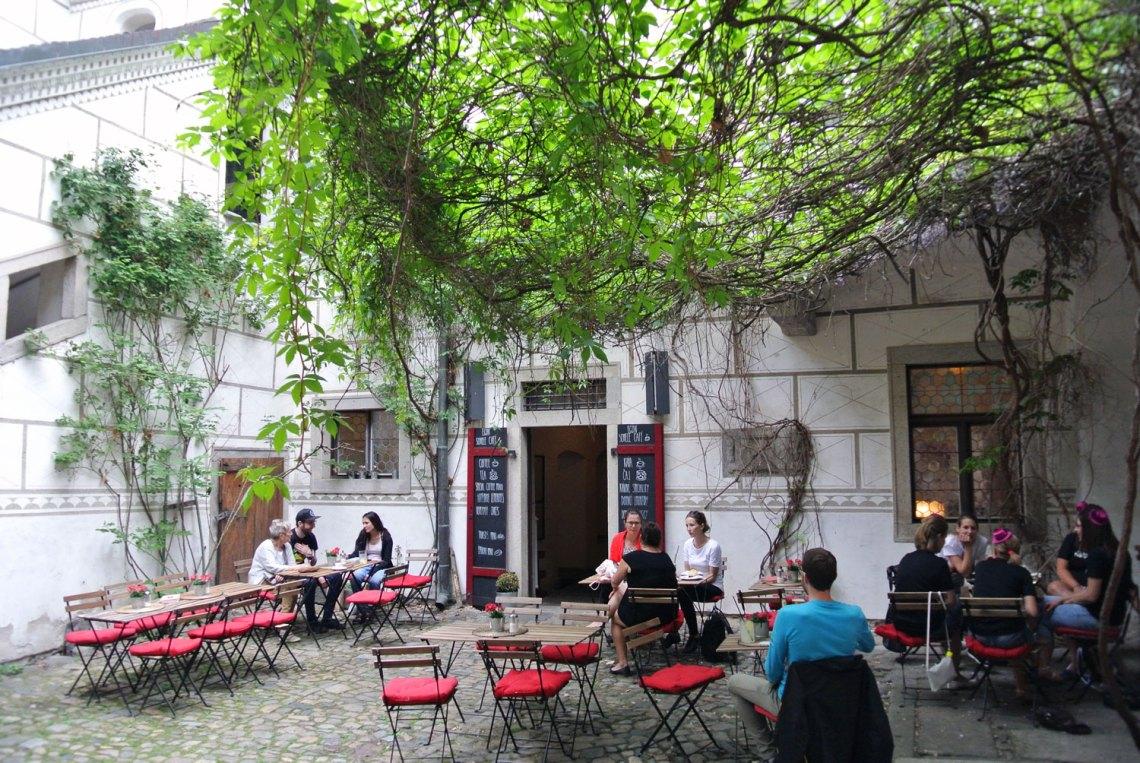 Egon Schiele Café Český Krumlov