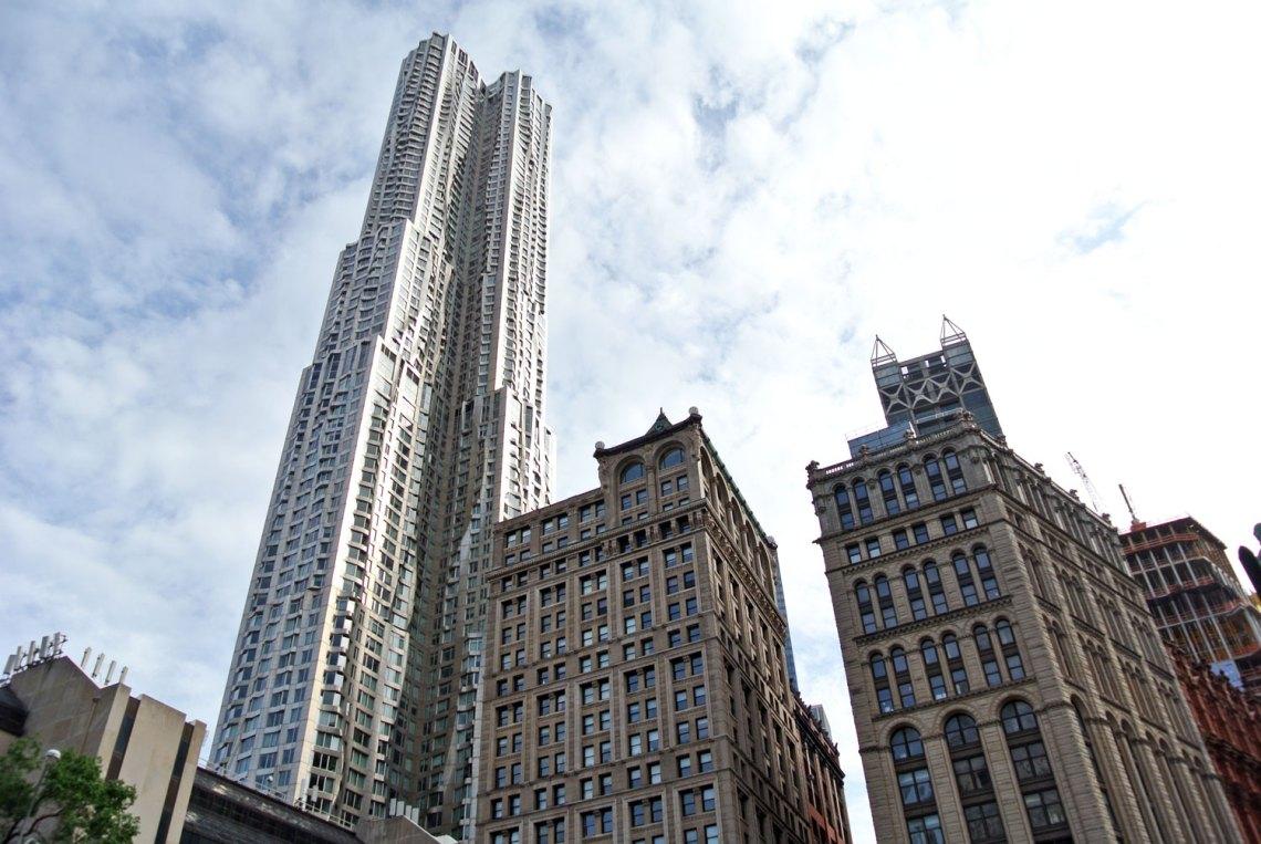 Hochhäuser New York