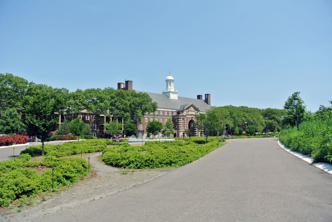 Governors Island New York
