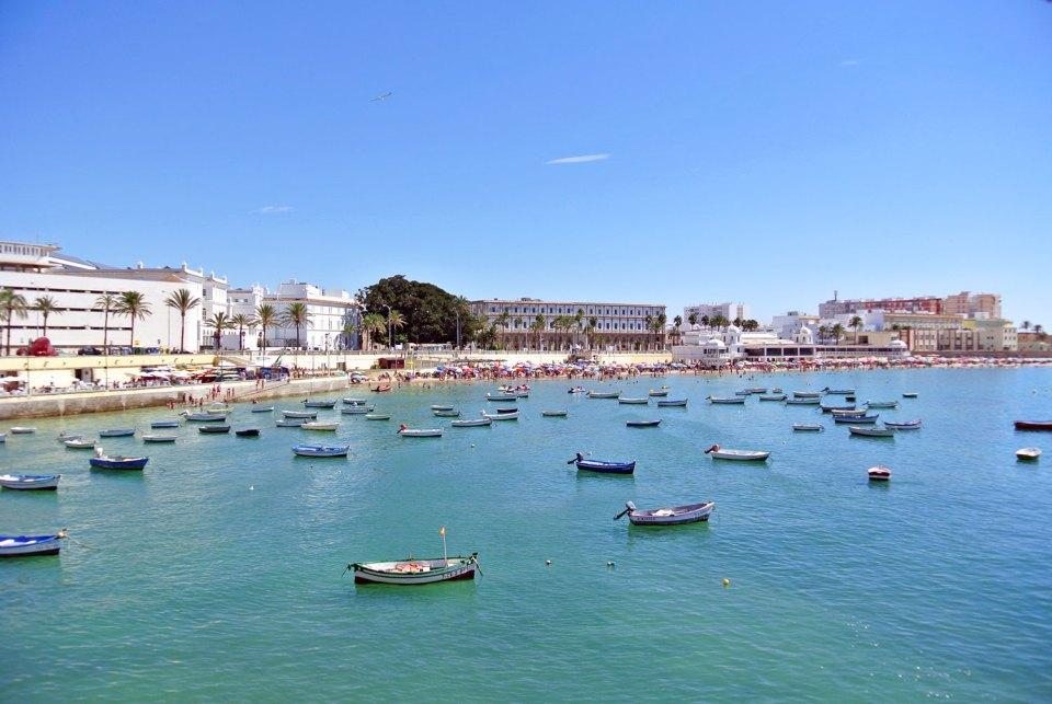 Cádiz Andalusien