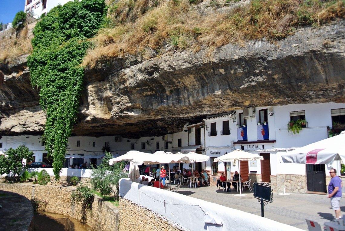 Rundreise Andalusien Setenil de las Bodegas