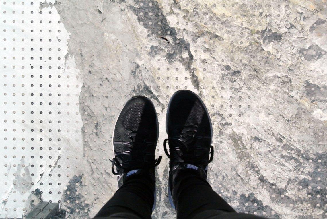 Sky Walk am Dachstein Gletscher