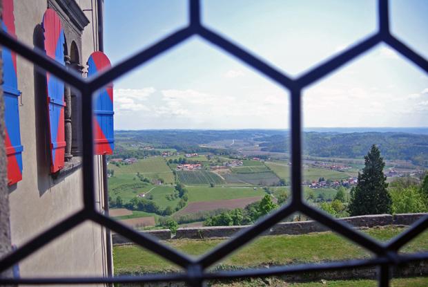Riegersburg Aussicht