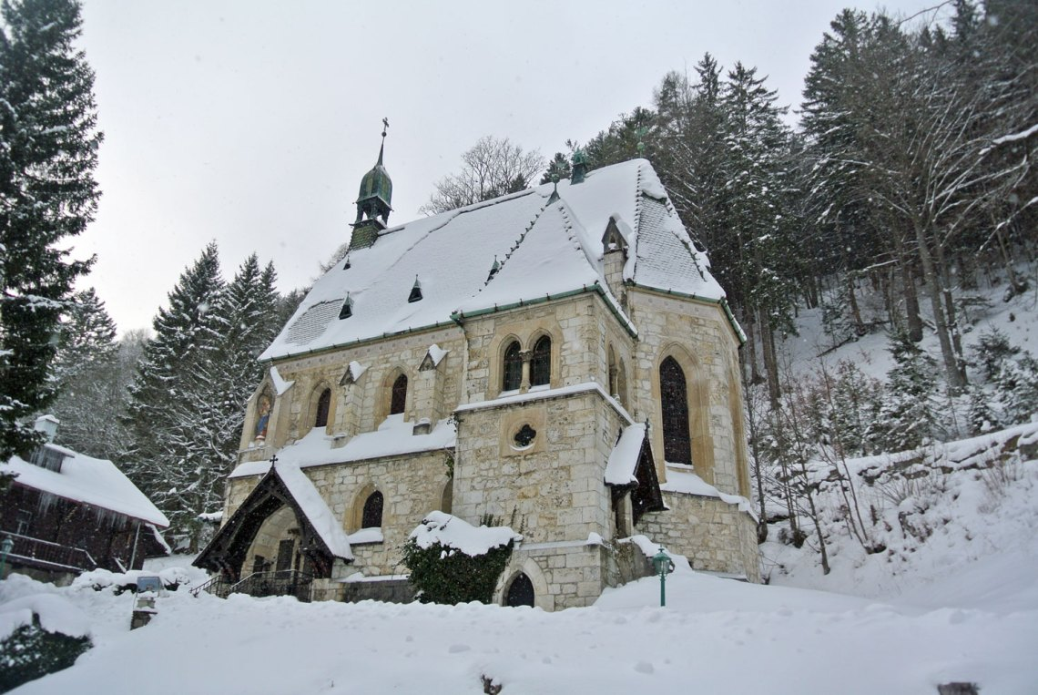 Pfarrkirche Semmering