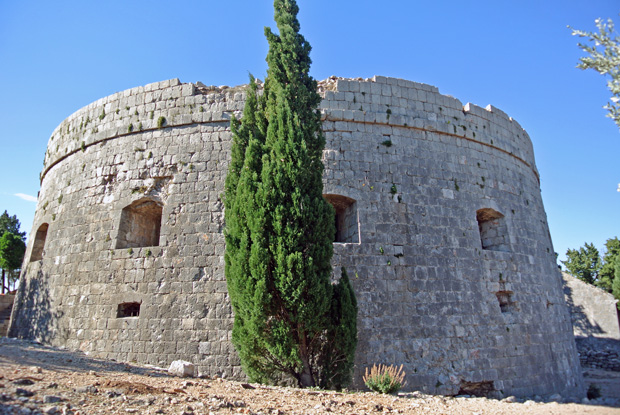 Fort Royal Lokrum Dubrovnik