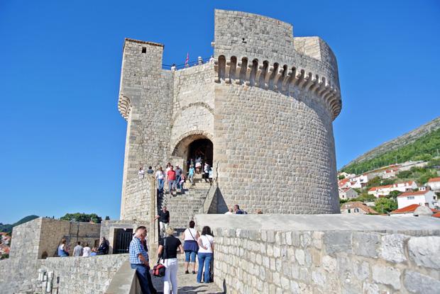 Minčeta-Turm Dubrovnik