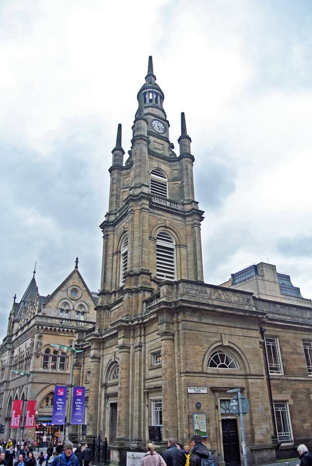 St. George's Tron Glasgow