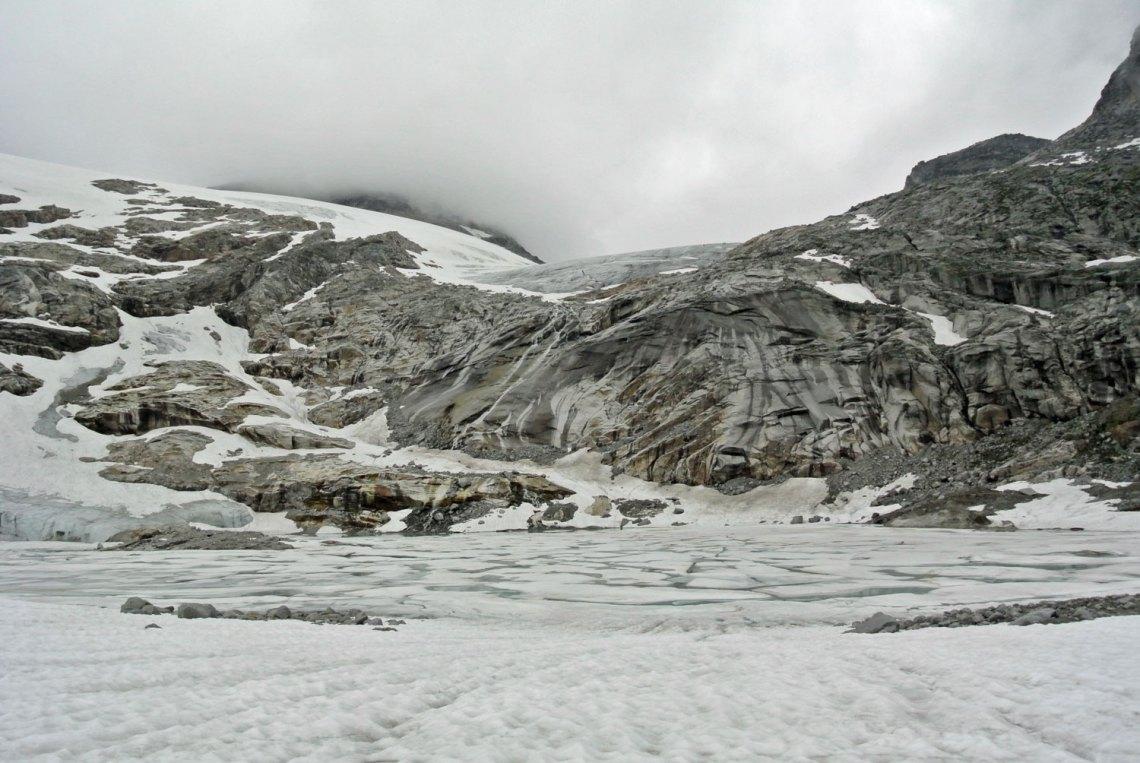Weißsee Gletscherwelt Gletscher