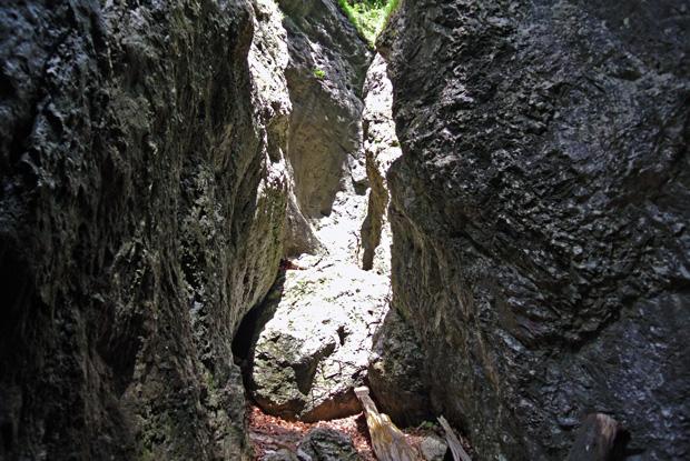 Klettersteig Weichtalklamm