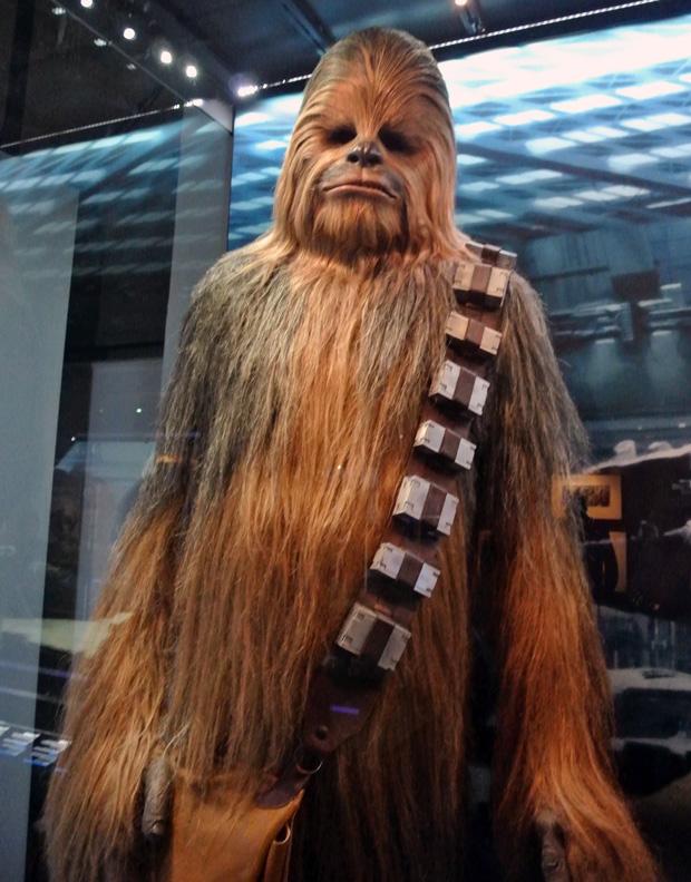Star Wars Identities Wien Chewbacca