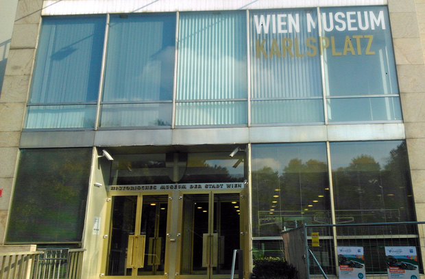 Wien Museum Karsplatz