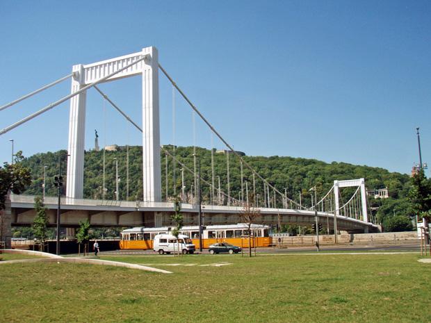 Elisabethbrücke Budapest