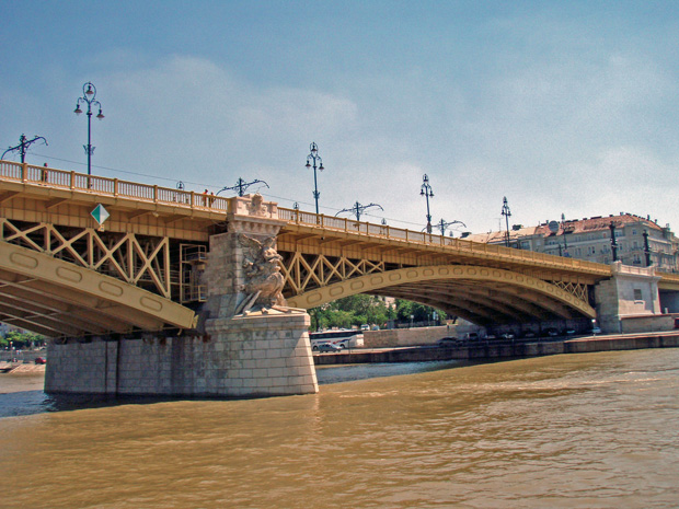 Margaretenbrücke Budapest