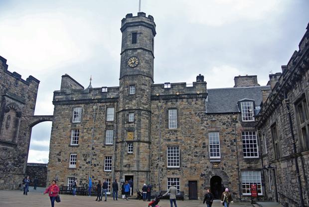 Royal Palace Edinburgh